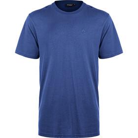 North Bend Garfield Kortærmet T-shirt Herrer, blå